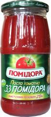 Паста томатна 33 Помідора 460 г