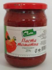 Паста томатна Херсонська СВОЯК