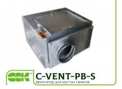 C-VENT-PB-S-315B-4-220 fan soundproof housing channel