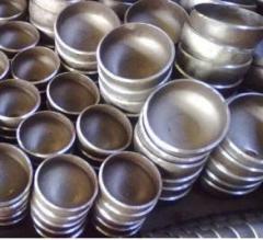 Заглушки стальные для труб