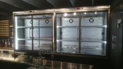 Шкаф холодильный наружными габаритами