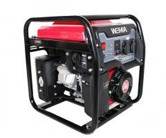 Генератор бензиновый инверторный WEIMA WM4000i (4
