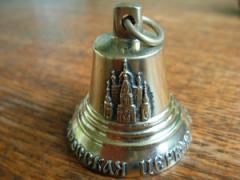 Пасхальный колокольчик, сувенирный колокольчик