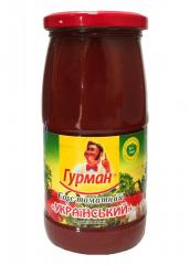 Соус Гурман Український 480 г