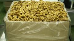 Ядро грецкого ореха 1/2 светлый