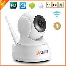 IP камера Besder HD 1.0MP 720P Wi-Fi IP CCTV для