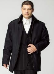 Jacket man's Model - 708 (black)