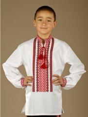 Сорочки детские Мужская рубашка-вышиванка ЧС...