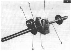 Фланец главного фрикциона 650-14-79