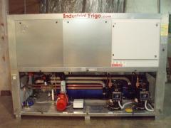 Installations de refroidissement