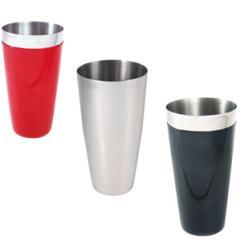 Glass shaker