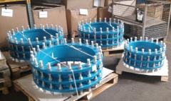 Устаткування для очищення водопровідної води