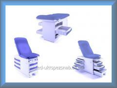 Кресло смотровое диагностическое RITTER 204