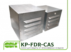 Casing KP-FDR-CAS for protection from precipitation