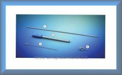 Инструмент для лечения геморроя и простых анальных