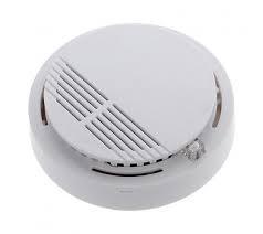 Беспроводной датчик дыма для GSM сигнализации.