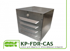 Casing KP-FDR-CAS-1 for protection against precipitation