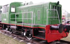 Маневровый тепловоз ТГК-2