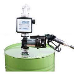 Fuelling equipment