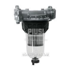 Фильтр для топлива грязеотделяющий 100 л/мин Clear