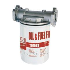 Фильтр для топлива и масла 100 л/мин PIUSI