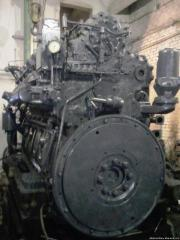The diesel for shunting locomotives 3A-6D49