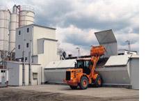 Обеспечение зимней эксплуатации бетонных узлов