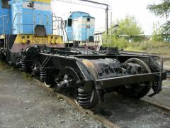 Carts diesel assembled