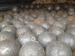 Spheres the steel grinding Ø 40/60/80/100/120 mm 3