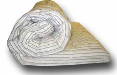 Mattresses are cotton, mattresses from a tic with