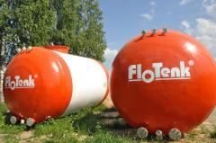 Пожарные резервуары и емкости Flotenk-PR