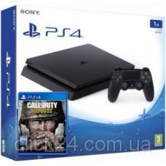 Игровая приставка Sony Playstation 4 Slim 1TB +