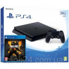Игровая приставка Sony Playstation 4 Slim 500GB +