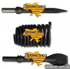 Spring to a jackhammer of MO-2, MO-3, MO-2C, a