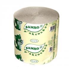 Папір туалетний без втулки Мякенький SAMBO