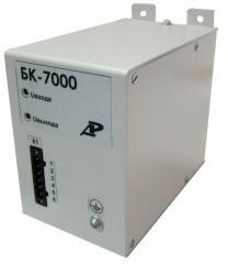 Блок конденсаторов БК‐7000