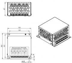 Блок резисторов Орион-БР