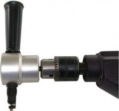 Nozzle on a drill for sheet metal to 1,6mm