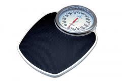 Весы механические с большим циферблатом (Модель 5110) Momert