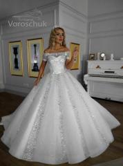 Wedding ballgown, model st01