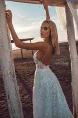 Wedding dress, model 100