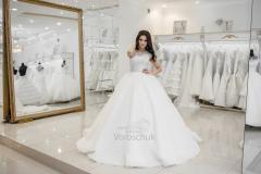 Wedding ballgown, model st04