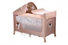 Кровать - манеж LORELLI San remo 2 plus
