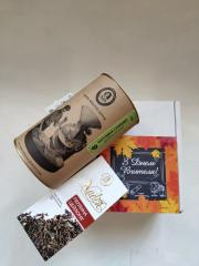 Подаросный набор ко дню учителя чайно-кофейный