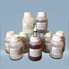 Комплект растворов для химической металлизации