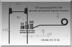 Изготовление пружин и рабочих органов пружинных