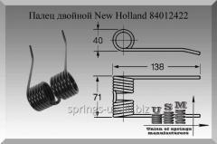 Изготовление пружин и пальцев пружинных