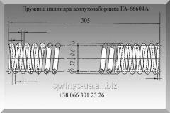 Пружина цилиндра воздухозаборника ГА-66604А,