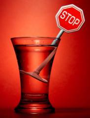 Alkostopin Forte - egy csepp alkoholt
