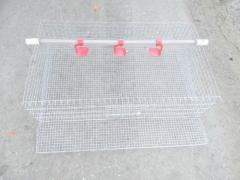 Клетка для перепелов, оборудование для выращивания кроликов, клетки для кроликов